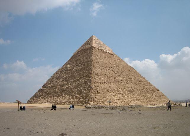 7 Maravillas del mundo Piramide de Giza