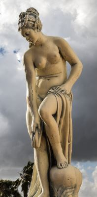 Afrodita. Dioses del olimpo