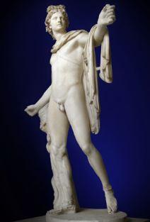 Apolo. Dioses del Olimpo