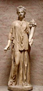 Artemisa. Dioses del olimpo