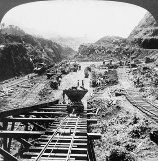 Historia del Canal de Panama