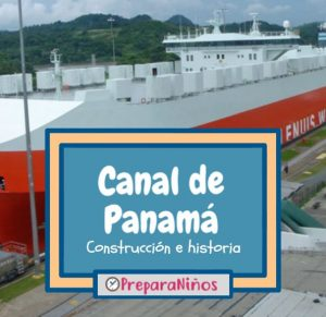 Canal de Panama para niños