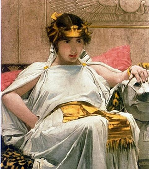 Cleopatra Reina de Egipto