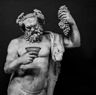 Dionisio. Dioses del Olimpo