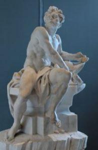 Hefesto. Dioses del Olimpo
