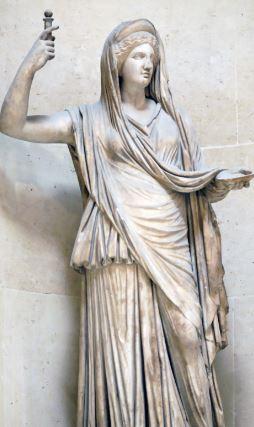 Hera. Dioses del Olimpo
