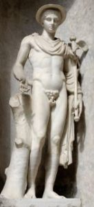 Hermes. Dioses del olimpo