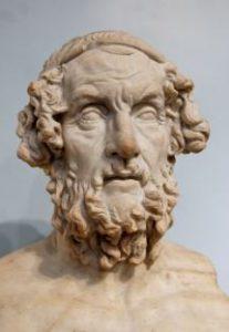 Homero. Autor de la Odisea
