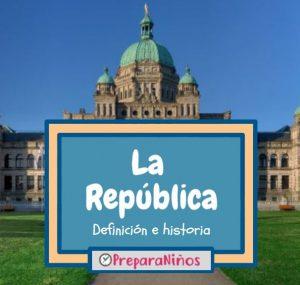 La Republica para niños