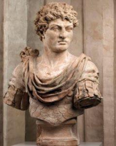 Marco Antonio. Cleopatra para ninos