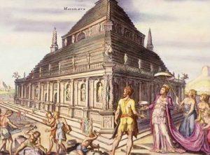 7 Maravillas del Mundo: Mausoleo de Halicarnaso