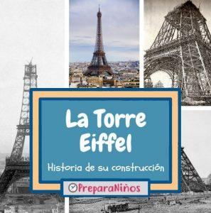 Torre Eiffel para niños