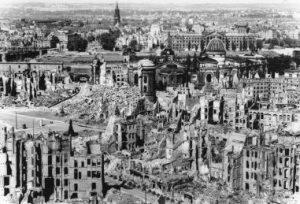 Alemania despues de la Guerra
