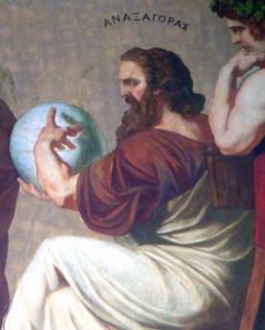 Anaxagoras Filosofia para niños