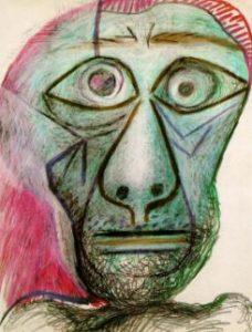 Pablo Picasso ante la muerte