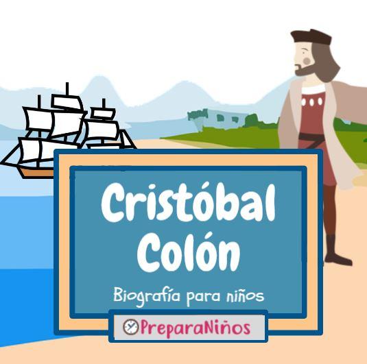 Cristóbal Colón Su Biografía Y Sus Viajes Para Niños Video