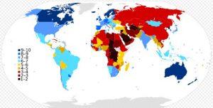 Dictaduras en el mundo. 2016