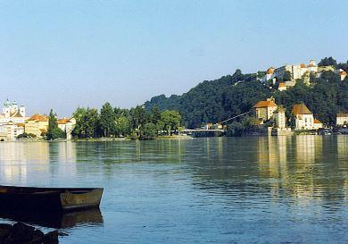 El Rio Danubio