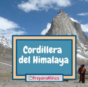 Himalaya para niños