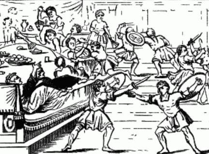 Historia de Romulo y Remo