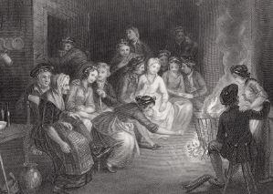 Historia de Samhain o Halloween