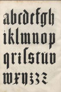 Historia de la imprenta y tipografia