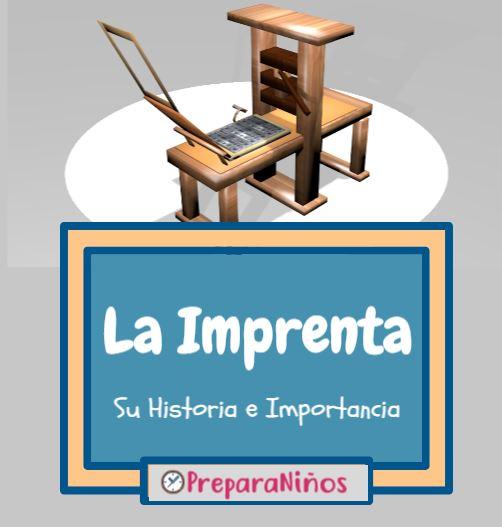 La Imprenta de Johannes Gutenberg