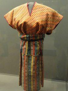 Mayas para niños. Vestimenta