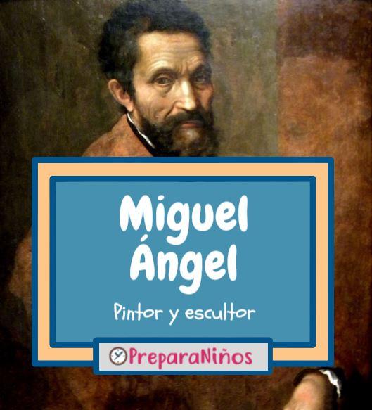 Miguel Angel para niños