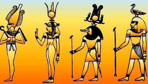 Mitologia Egipcia- Dios Ra