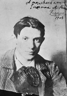 Picasso joven