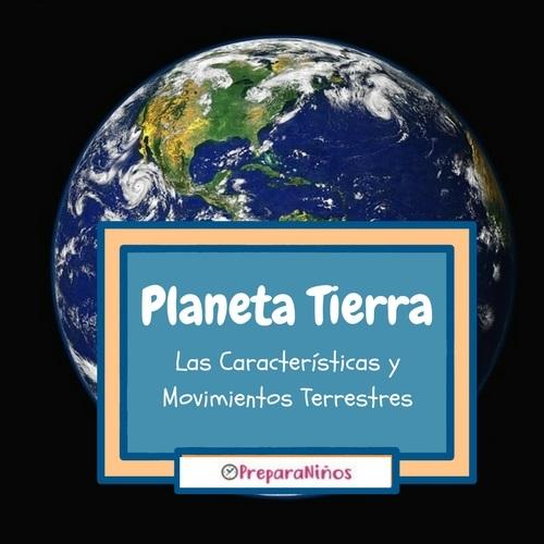 Planeta Tierra para Niños