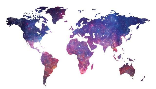 Coordenadas Geográficas: Planeta Tierra para niños