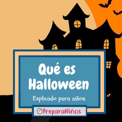 Que es Halloween para ninos