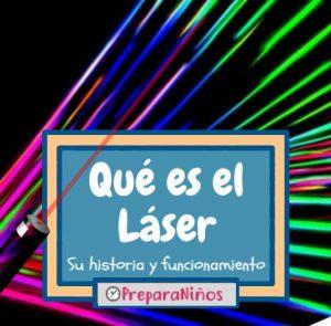 Que es el laser para niños