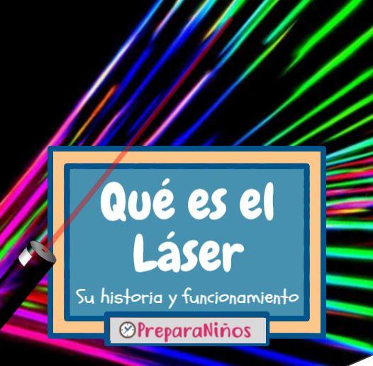 Qué es la Luz Láser y Quién la Inventó
