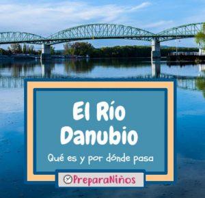 Rio Danubio para niños