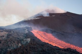 Volcan Etna caracteristicas