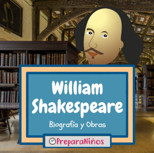 William Shakespeare para niños