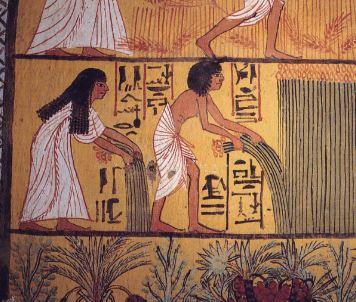 Antiguos egipcios