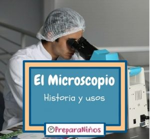 Qué es el Microscopio para niño