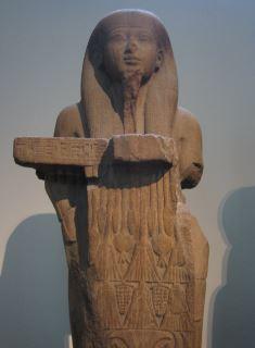 Estatua del Dios Nilo