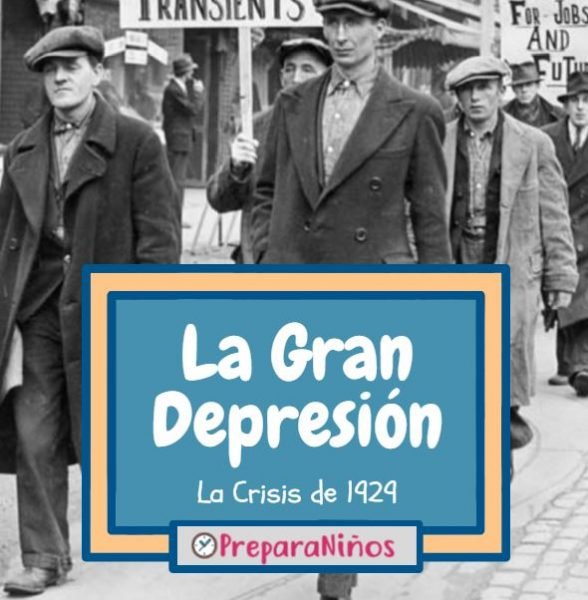 La Gran Depresión o Crack del '29