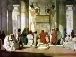 Palacio del Faraon Egipcio