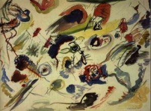 Acuarela - Wassily Kandinsky