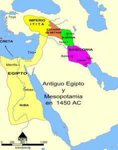 Antigua Mesopotamia para ninos