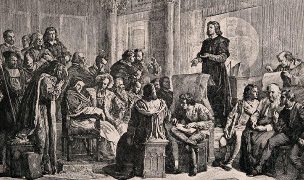 Aportes de Nicolas Copernico