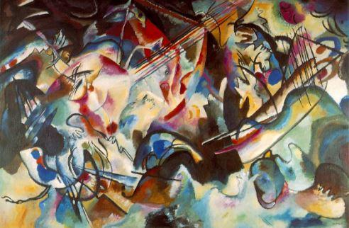 Composicion VI Kandinsky
