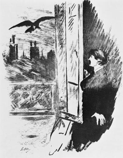 Edgar Allan Poe biografia resumida