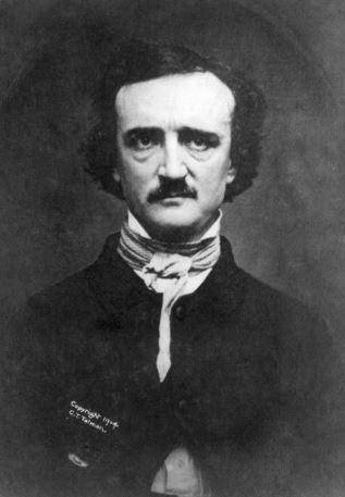 Edgar Allan Poe biografia
